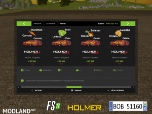 FS 17 Pack Cutter Holmer by BOB51160, 3 photo