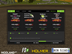 FS 17 Pack Cutter Holmer by BOB51160, 5 photo