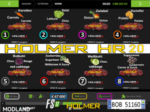 FS 17 Pack Cutter Holmer by BOB51160, 2 photo