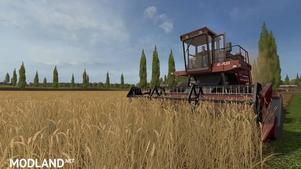 Mod Harvester RSM AL-FLEX 450