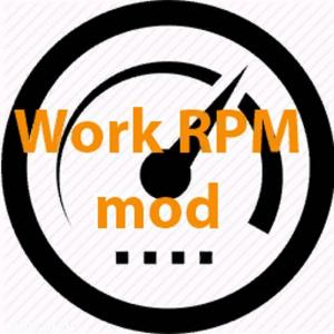 Work RPM v1.2, 1 photo