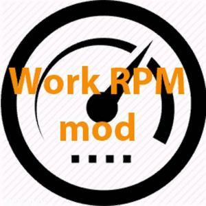 Work RPM v1.2, 1 photo