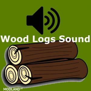 Wood Logs Sound v 1.0