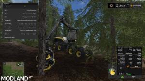 Woodharvester Tree Info v 1.1, 7 photo