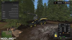 Woodharvester Tree Info v 1.1, 4 photo
