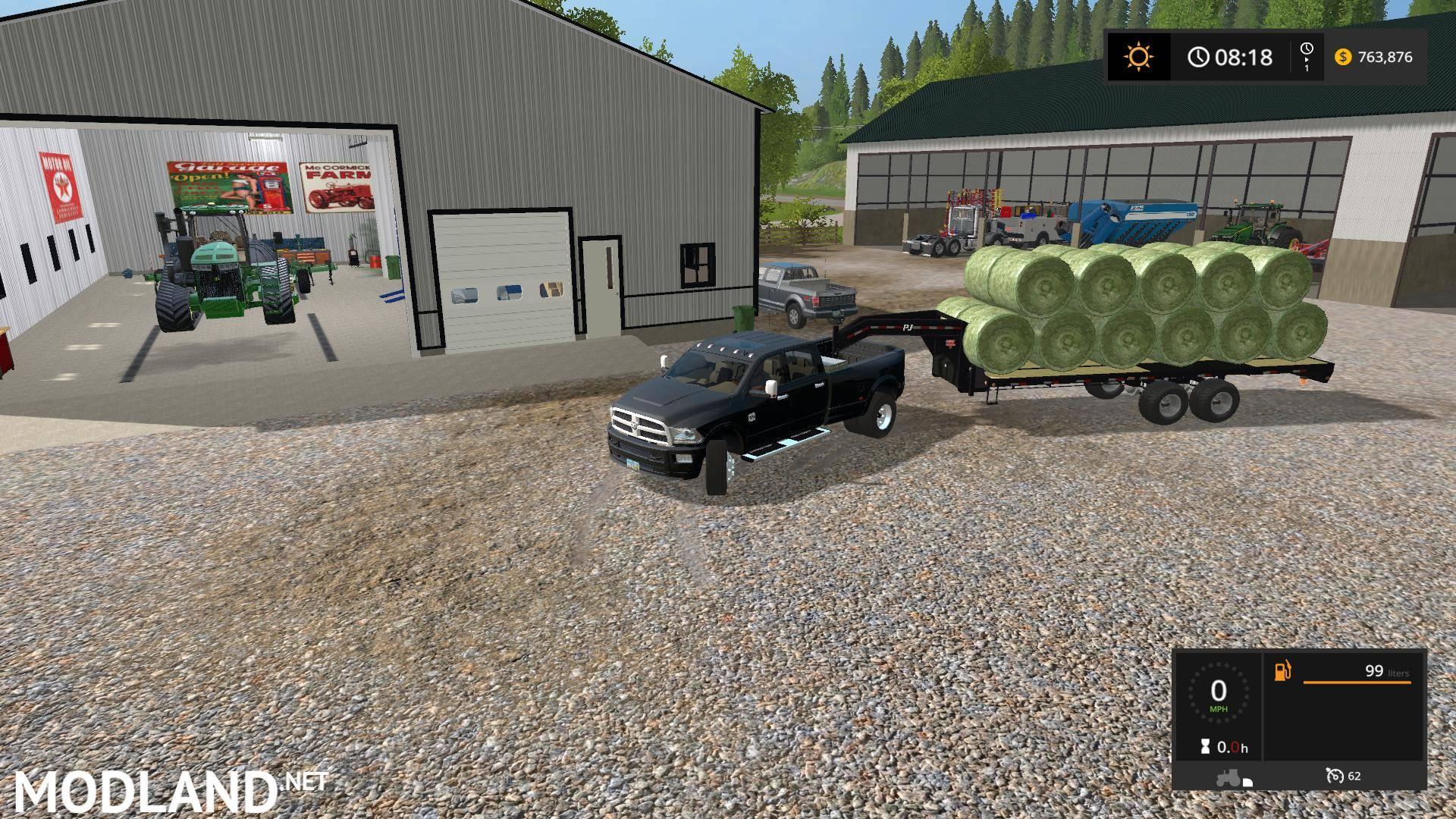 Dodge Demon Simulator >> Dodge Ram 3500 v 3.0 mod Farming Simulator 17