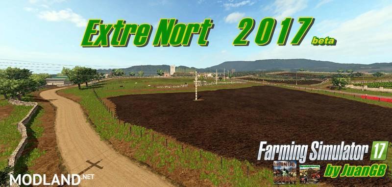 Extrenort 2017 Map V 1 0 Beta Mod Farming Simulator 17