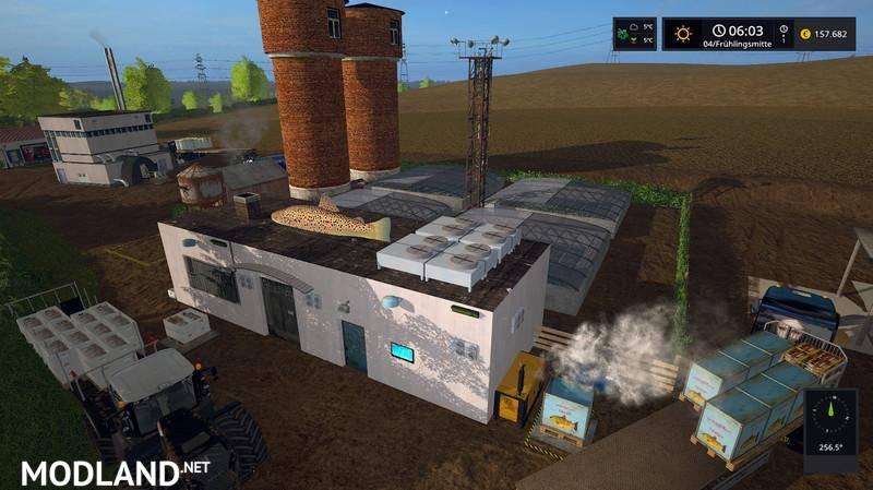 Farm farming simulator 17 v 1 0 1 mod farming simulator 17 for Fish farm 3