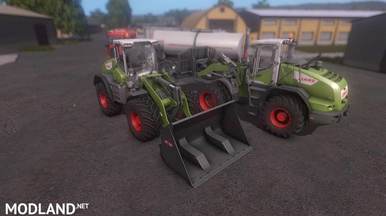 CLAAS TORION 1511