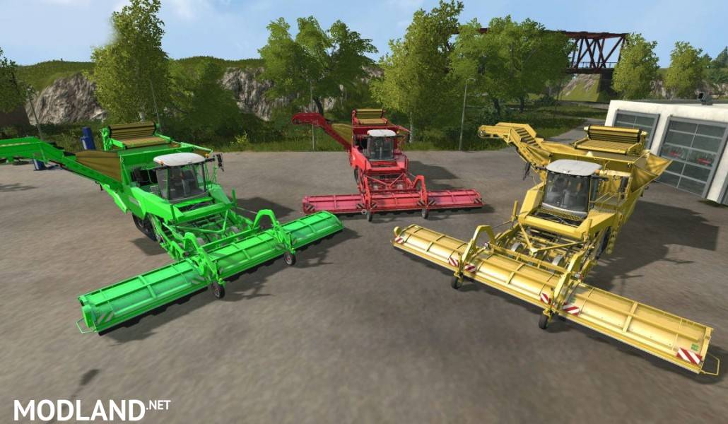 Grimme Harvesters Pack