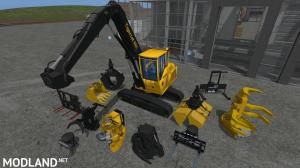Tigercat 880 with tools v 1.0, 1 photo