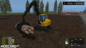 Tigercat 880 with tools v 1.0, 3 photo