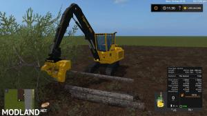 Tigercat 880 with tools v 1.0, 4 photo