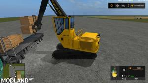Tigercat 880 with tools v 1.0, 2 photo
