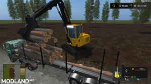 Tigercat 880 with tools v 1.0, 8 photo