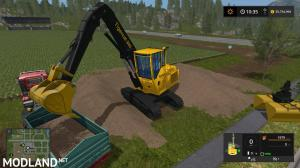 Tigercat 880 with tools v 1.0, 13 photo