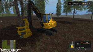 Tigercat 880 with tools v 1.0, 11 photo
