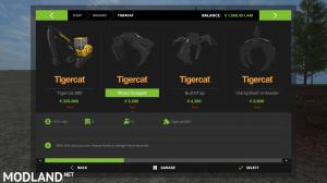Tigercat 880 with tools v 1.0, 10 photo