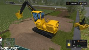 Tigercat 880 with tools v 1.0, 17 photo