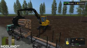 Tigercat 880 with tools v 1.0, 19 photo