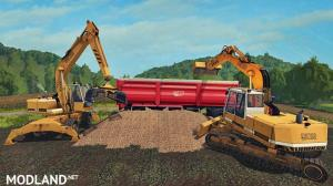 Excavator Liebherr 902 Pack for v1.5.1 and Joystick, 2 photo