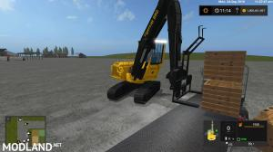 Tigercat 880 with tools v 1.0, 18 photo