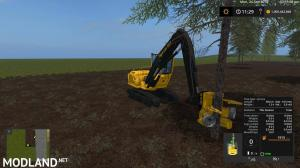 Tigercat 880 with tools v 1.0, 20 photo