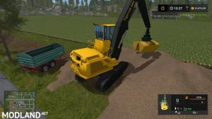 Tigercat 880 with tools v 1.0, 23 photo