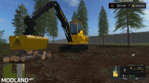 Tigercat 880 with tools v 1.0, 24 photo