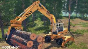 Excavator Liebherr 902 Pack for v1.5.1 and Joystick, 1 photo