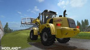 New Holland W170C, 1 photo