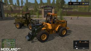 Volvo L90C Military Green and Yellow , 1 photo