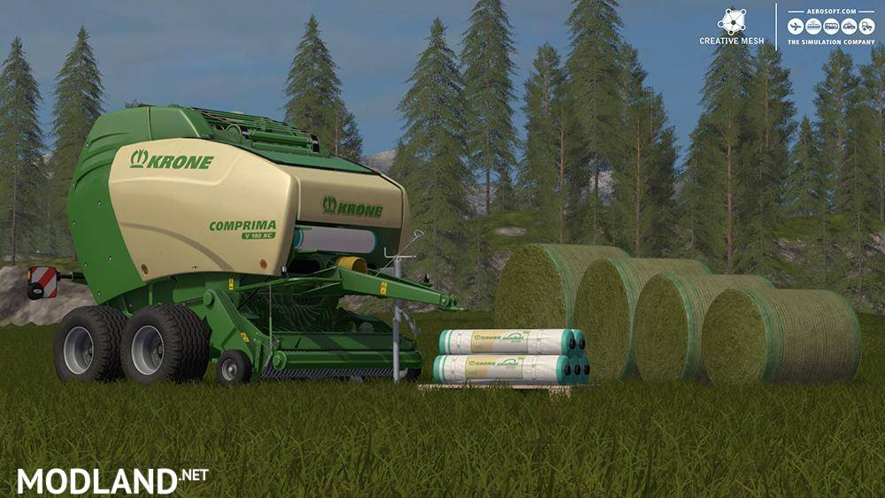 Add-On Straw Harvest v 1 0 mod Farming Simulator 17