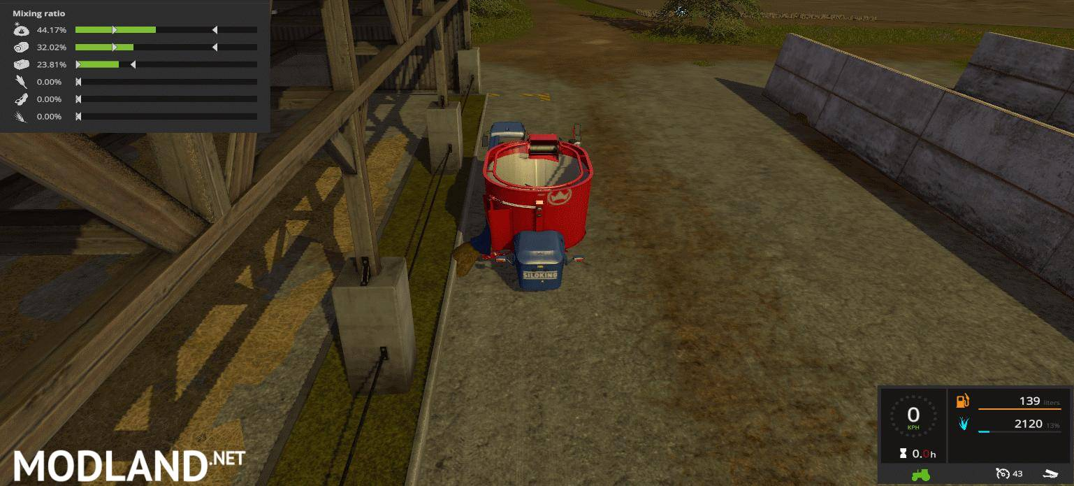 how to make silage on farming simulator 17