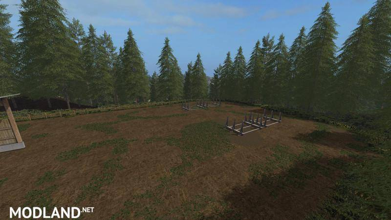 Giants Elite Map v 1.0 mod Farming Simulator 17