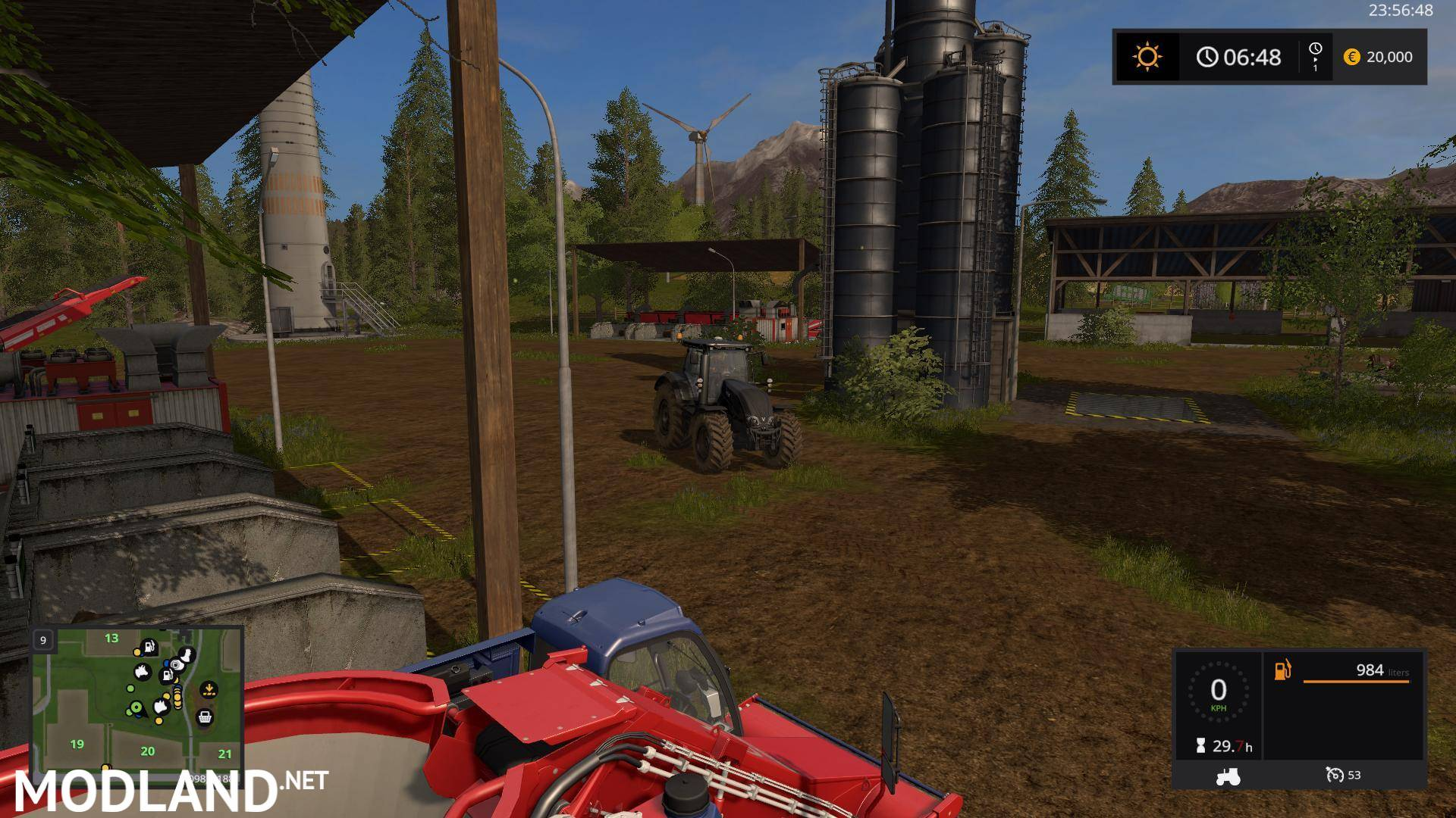 Goldcrest Valley Map by wopito v 1 3 1 0 mod Farming