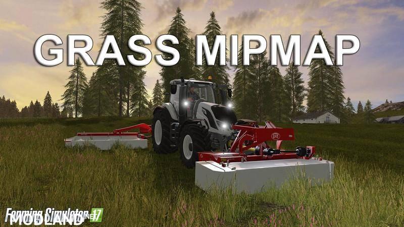 grass mip map v 1 0 mod farming simulator 17