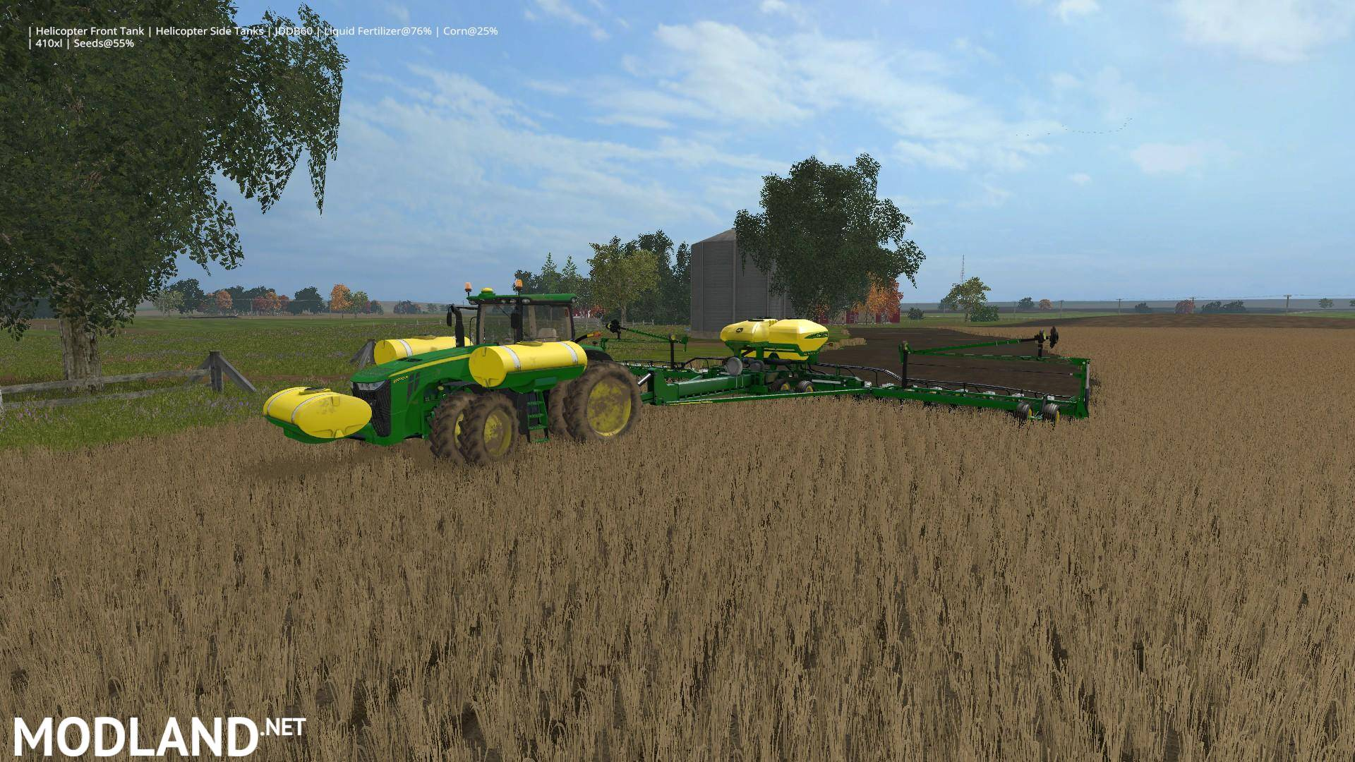 Helicopter Support Tanks V 1 0 Mod Farming Simulator 17