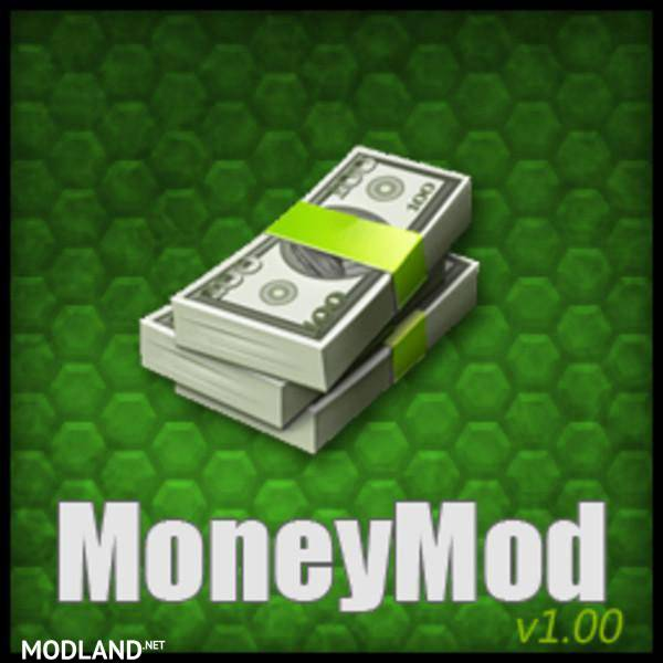 Money Cheat Mod v 1 0 mod Farming Simulator 17