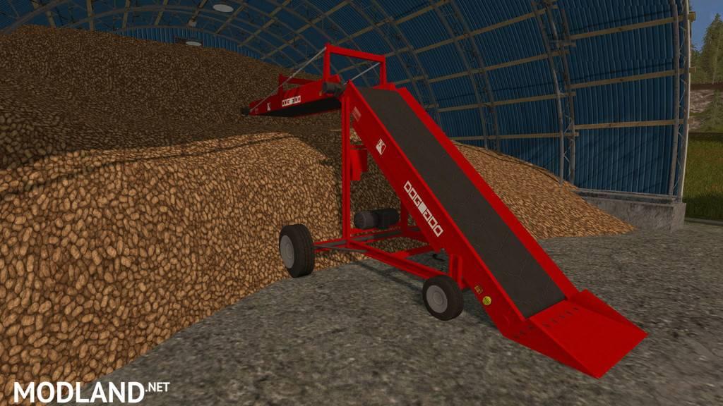 Root Crop Storage Prefab Mod Farming Simulator 17