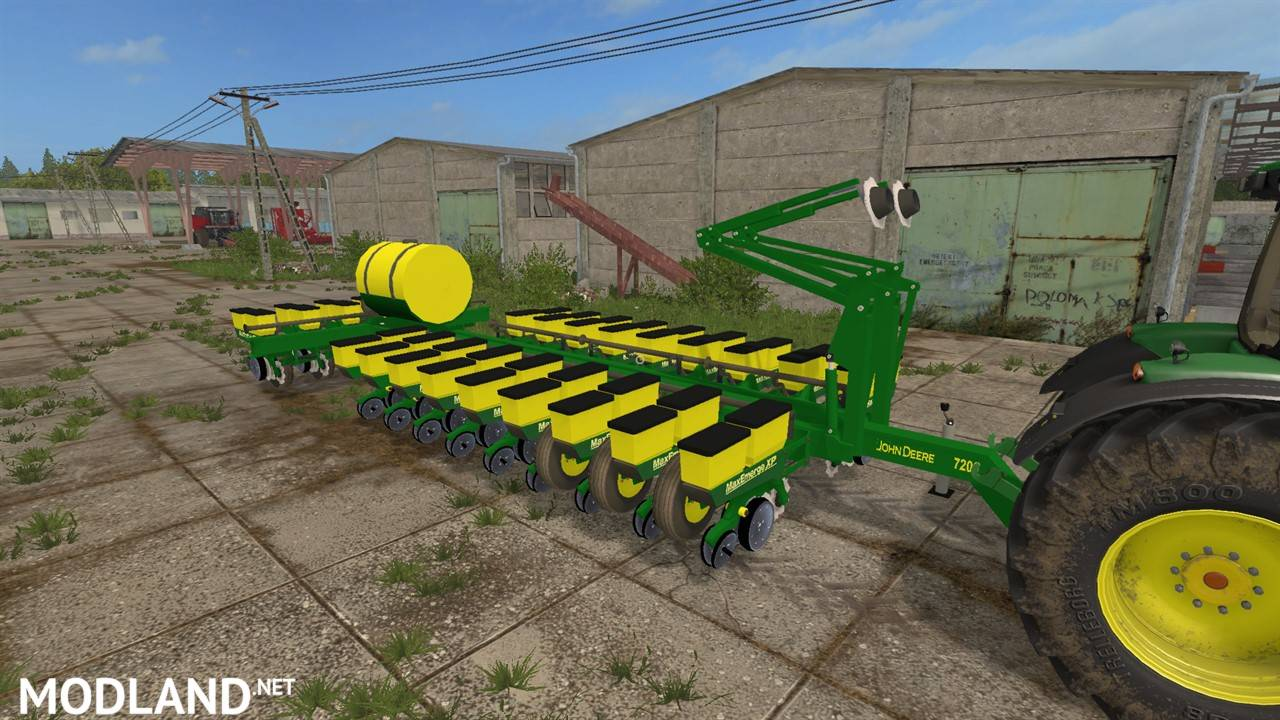 John Deere 7200 24 Row Planter V 1 0 0 1 Mod Farming Simulator 17