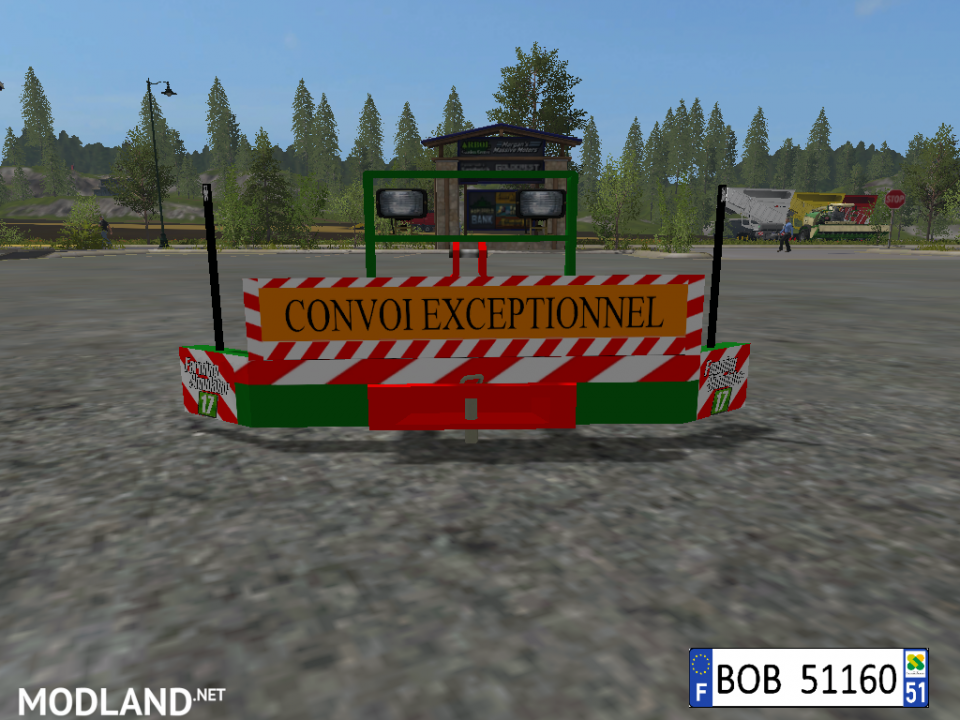 FS17 FRONTWEIGHT 2T V2.0 BY BOB51160