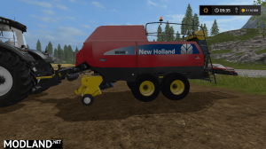 NEW HOLLAND BB960A AMERICAN v 1.0, 1 photo