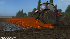 Laumetris LLK-10 Soil leveler, 2 photo