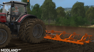 Laumetris LLK-10 Soil leveler, 3 photo