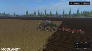 Salford 100 Meters Plow