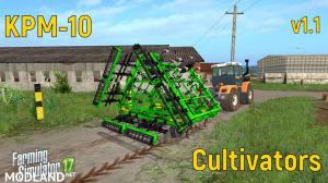 Cultivator KPM-10 v 1.1, 1 photo