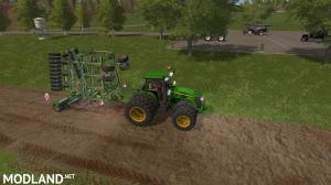 John Deere 420 Cultivator, 1 photo