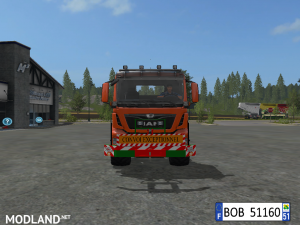 FS17 FRONTWEIGHT 2T V2.0 BY BOB51160, 7 photo