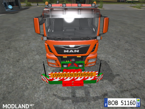 FS17 FRONTWEIGHT 2T V2.0 BY BOB51160, 5 photo